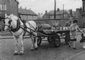 Kelty Co-operative milk deliveries 1964